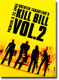<킬빌 Volume 2>(Kill Bill Vol.2)